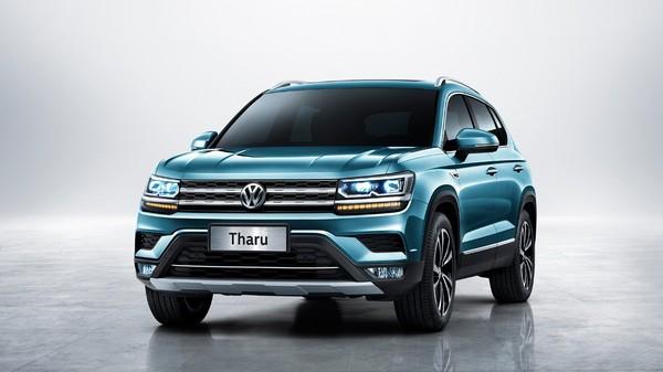 上汽大众全新SUV英文定名Tharu 预计年内上市