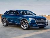 奥迪纯电动SUV开启预订 今年下半年量产