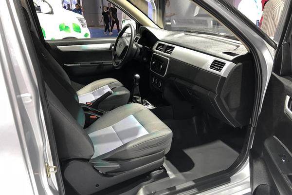 长安神骐F30单排首发