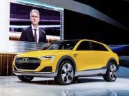 奥迪与巴拉德合约 推进燃料电池车的研发