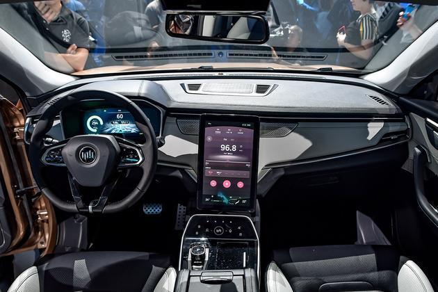 威马EX5或于9月30日前开始交付 7月公布具体车型配置