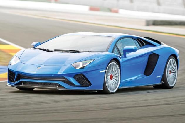 兰博基尼Aventador继任者搭V12混动系统