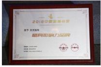天天拍车获中国金指尖奖 最具影响力品牌