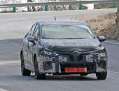全新雷诺Clio测试谍照曝光 增1.3T发动机