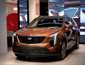 凯迪拉克XT4将于8月上市 搭2.0T发动机
