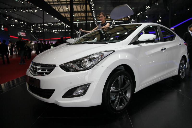 北京现代朗动最高优惠2.4万元 现车充足