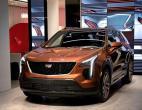 凯迪拉克XT4预热图 紧凑型SUV/8月上市