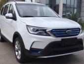 基于燃油版打造 开瑞K60EV将8月8日上市