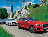 对比评测BMW X3  发现神行  XC60