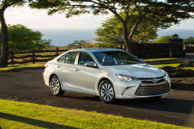 2018年上半年美国最畅销十大轿车揭晓