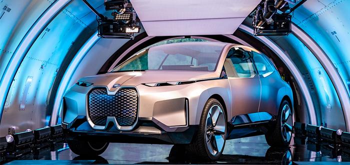 实现高度自动驾驶 宝马iNEXT概念车首发