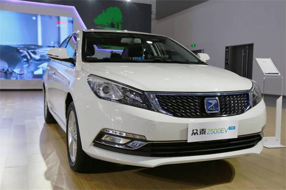 众泰Z500EV Pro10月上市 预售价或11.99万起