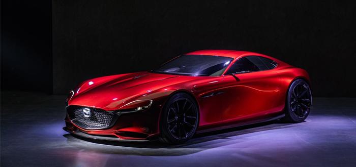 重申新设计 马自达两款概念车国内首秀