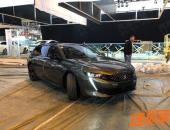 2018巴黎车展探馆:新一代标致508 SW