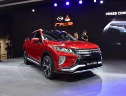 一种动力5款车型 三菱奕歌预售14-19万