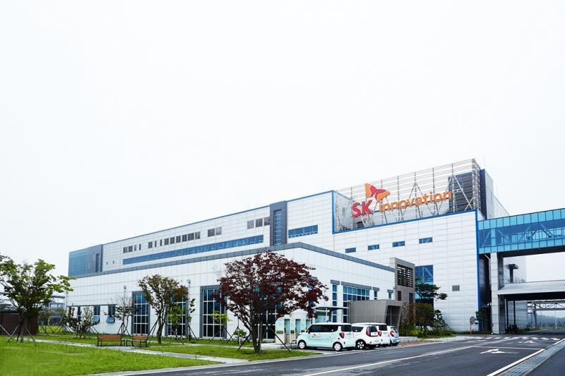 SK布局中国电池市场 22.4亿投常州工厂
