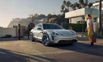 竞争特斯拉 保时捷2020年前推纯电动SUV