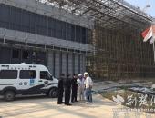 """荆门项目建设流动警车 让服务""""活""""起来"""