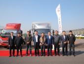 奥铃新捷运重载版创新上市 十大升级承载