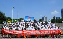 武汉国际渡江东风成功横渡 风神挑战天堑