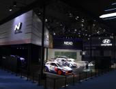 现代全新NEXO亮相进博会 看好高性能市场