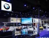宝马7系亮相 视中国为自动驾驶最大市场