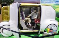 探访:首届中国国际进口博览会汽车展馆