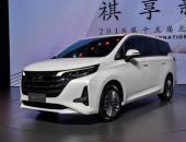 广州车展开预售 广汽传祺GM6:别小看我