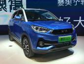 2018广州车展探馆:哪吒N01首款纯电SUV