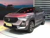 2018广州车展探馆:宝骏RS-5紧凑级SUV