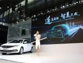 众泰新能源领衔主力车型霸屏广州车展