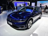 2018广州车展:大众蔚揽GTE售30.98万