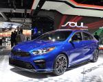 2018洛杉矶车展 起亚全新Forte GT亮相