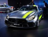 2018洛杉矶车展:新款AMG GT R Pro发布