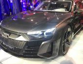 2018洛杉矶车展:奥迪e-tron GT亮相