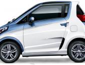 2018款众泰E200:日新月异的新能源汽车