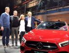 2019 CES:2023年前奔驰将售10款电动车