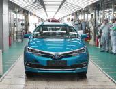 预计3月上市 卡罗拉双擎E+正式下线