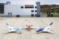 HondaJet获小型商务喷气机交付量全球首位