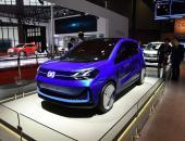 2019上海车展:众泰ES330概念车亮相