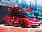 比亚迪E-SEED GT定名汉 有望2020年上市