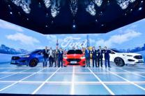 福特四款新车在华首发,助力销量回升