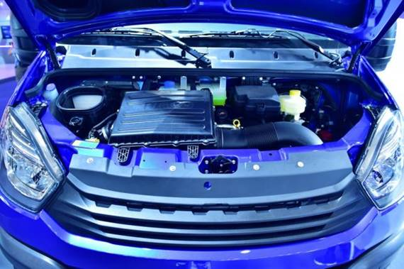在国产依维柯诞生的第10303天 依维柯欧胜2020款国六车型上市