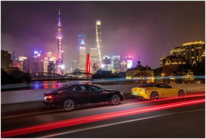 雷克萨斯中国第222家经销店——上海申北雷克萨斯正式开业